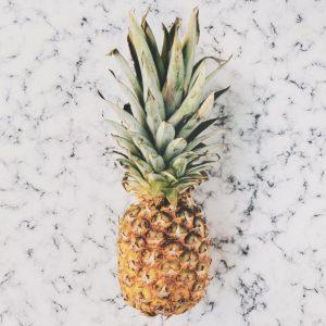Fresh Pineapple Sarawak